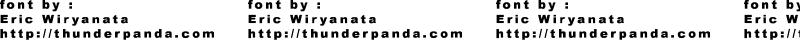 Banhart Font