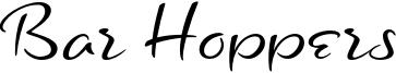 Bar Hoppers Font