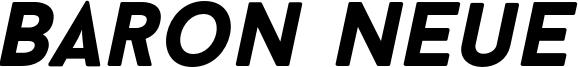 Baron Neue Black Italic.otf