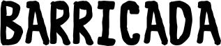 Barricada Font