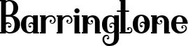 Barringtone Font