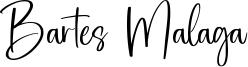 Bartes Malaga Font