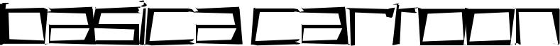 Basica Cartoon Font