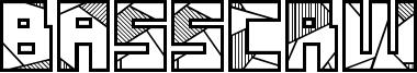 Basscrw Font