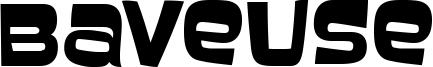 Baveuse Font