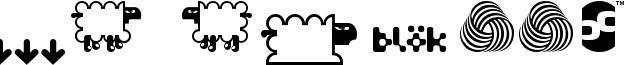 BD Flossy Font
