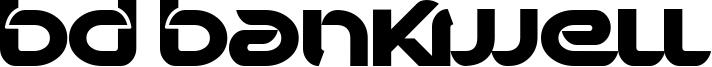 BD Bankwell Font