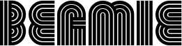 Beamie Font