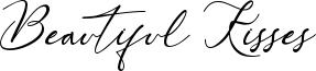 Beautiful Kisses Font