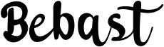 Bebast Font