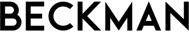 Beckman Font