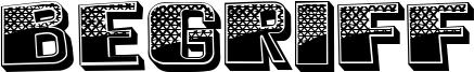 Begriff Font