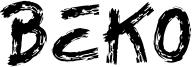 Beko Font