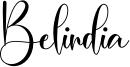 Belindia Font