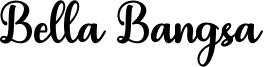 Bella Bangsa Font