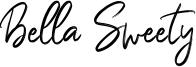 Bella Sweety Font