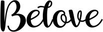 Belove Font