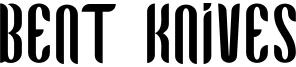 Bent-Knives Font