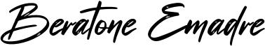 Beratone Emadre Font
