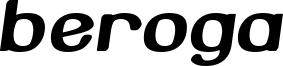 Beroga Font