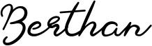 Berthan Font