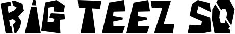 Big Teez Sq Font
