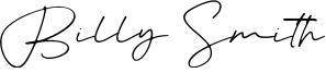 Billy Smith Font