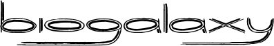 Biogalaxy Font