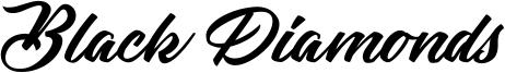 Black Diamonds Font