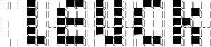 Bleuck Font