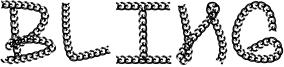 Bling Font