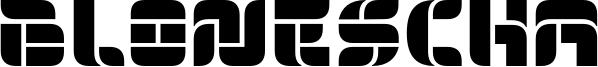 Blonescha Font