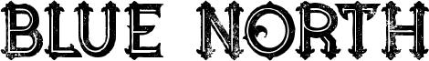 Blue North Font