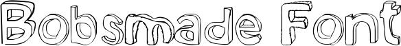 Bobsmade Font Font