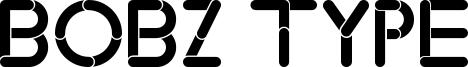 Bobz Type Font