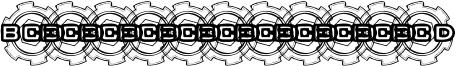 Bolt Cutter Font
