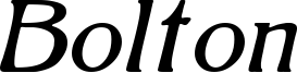 BoltonItalic.ttf