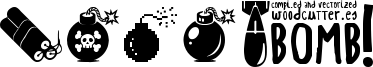 Bomb! Font