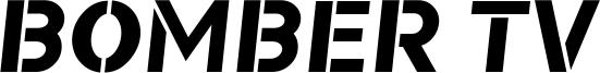 Bomber TV Font