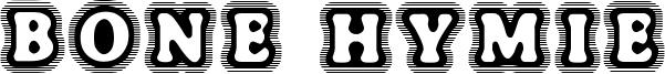 Bone Hymie Font