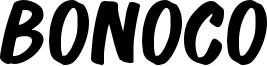 Bonoco Font