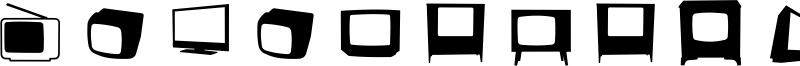 Bonohadavision Font