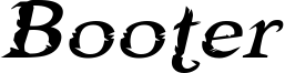 BOOTERFF.ttf