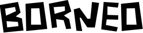 Borneo Font