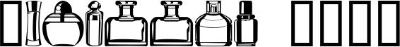 Botellas 2004 Font