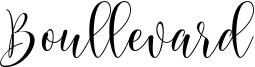 Boullevard Font