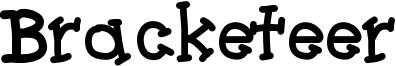 Bracketeer Font