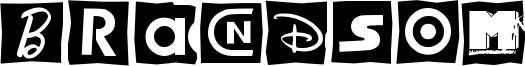 Brandsom Font