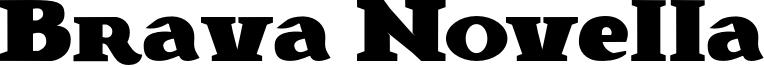 Brava Novella Font