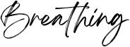 Breathing Font